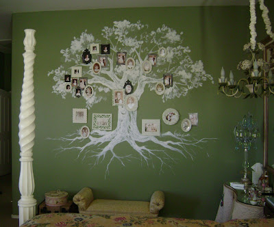 tree murals wall - photo #49