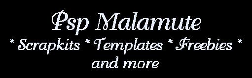 Psp Malamute