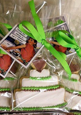 bridal shower favors  treats   cookies     http://www.frostedevents.com