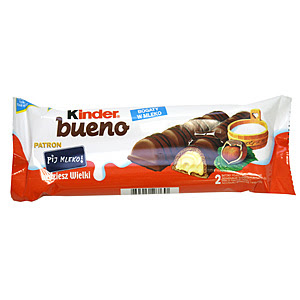 What did you just eat??? Kinder_bueno