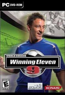 Download Winning Eleven 9 PC + Atualização + Tradução