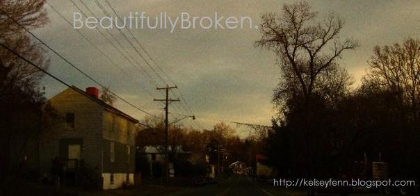 Beautifully Broken.