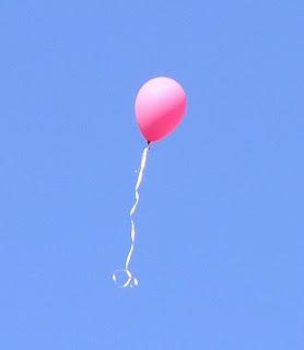 2007 balloon release