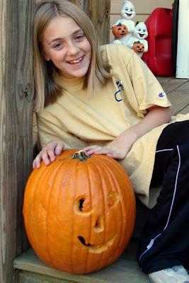 Madison's pumpkin