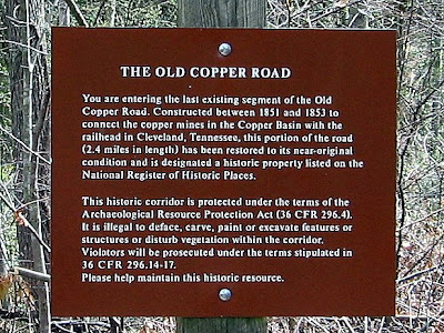 Old Copper Road