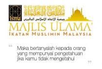Majlis Ulama' ISMA