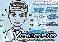 YOKOMO SETUP BOARD 2