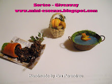 Give away de Miniaturas y Manualidades