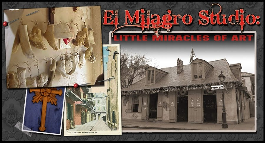 El Milagro Studio: Little Miracles Of Art