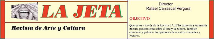 LA JETA - Revista de arte y cultura