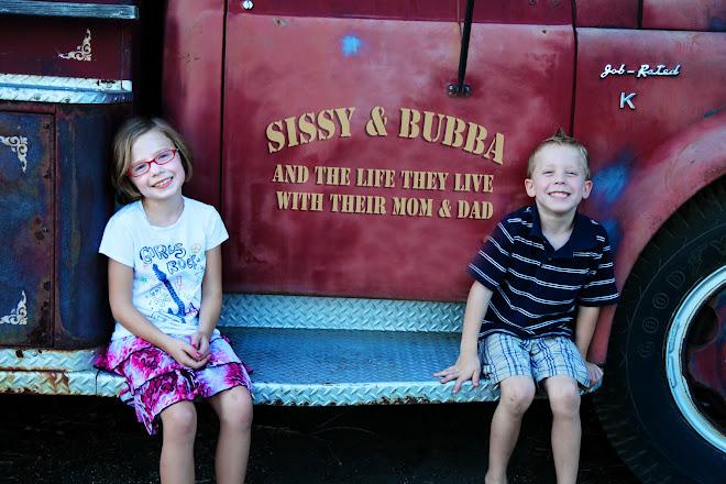 Sissy & Bubba