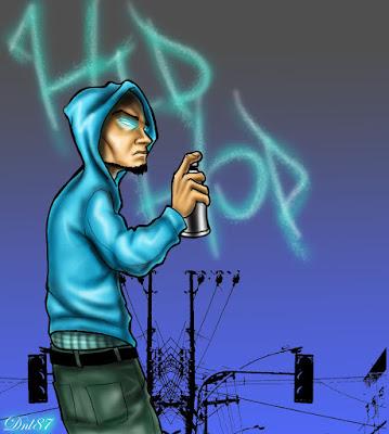 Hip Hop Desenhos