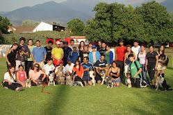 """Foto de recuerdo en """"CHILCOA"""" Chile"""