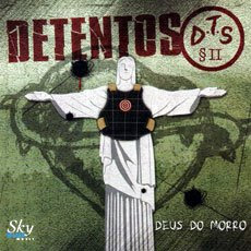 Cd Detentos do Rap - Deus do Morro