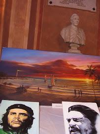 Nel Municipio di Asso Troneggiava il busto del MERZARIO Giuseppe ex Sacerdote ed ex Onorevole..