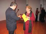 La Poetessa Anna Funiciello VISCOVO BRAVISSIMA e già Ambrogino del Comune di Milano 2005/2006!