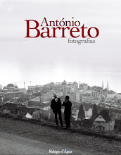"Livro ""António Barreto: fotografias 1967 - 2010"""