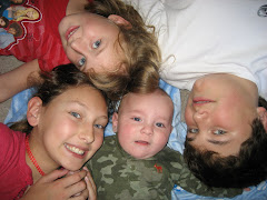 Brooklyn, Justina, Jacob and my sweet baby Talen