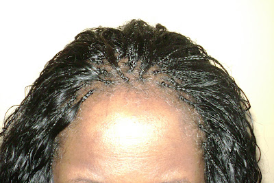 Individual tree braids/ Lacing