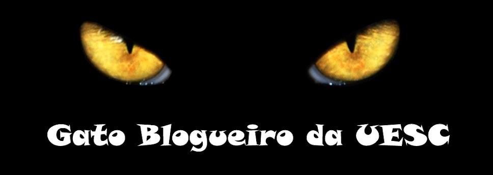 Gato Blogueiro da UESC