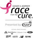 Susan G. Komen  Race for the Cure - find one in your area!