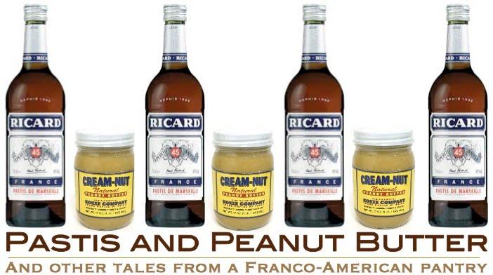 Pastis & Peanut Butter
