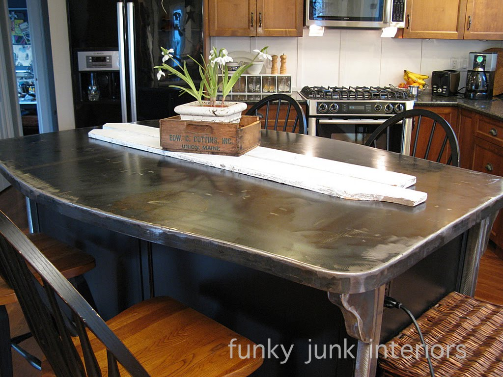 Metal Kitchen Island Tables Sns 42 Brings You Kitchen Islands Funky Junk Interiorsfunky