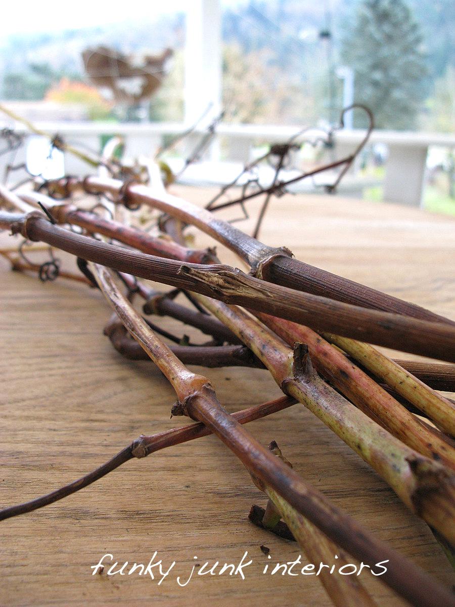 Изделия из виноградной лозы своими руками для начинающих