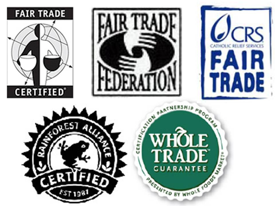an analysis of the topic of the fair trade certified coffee By choosing fairtrade coffee you ensure farmers get a fair price for their beans that sell fairtrade certified to make trade fair for.