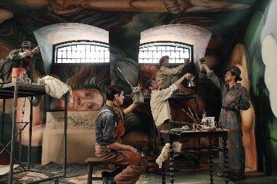 Octubre 2010 for El mural de siqueiros pelicula