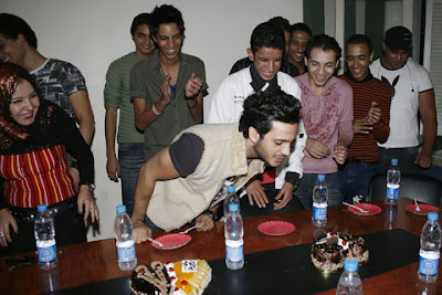 صور عيد ميلاد ايساف ,بالصور احتفال ايساف بعيد ميلاده عيد