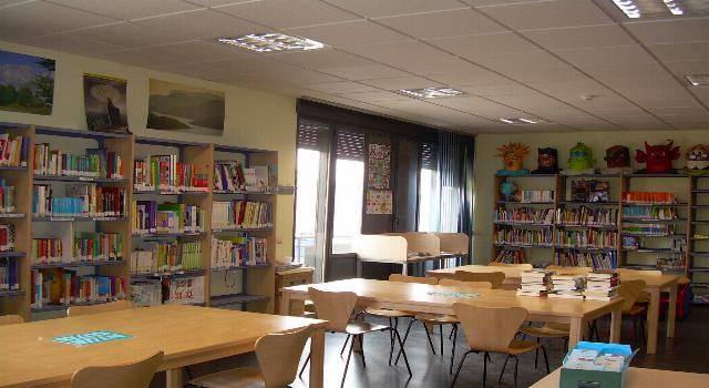 Biblioteca de San Cristóbal de Segovia