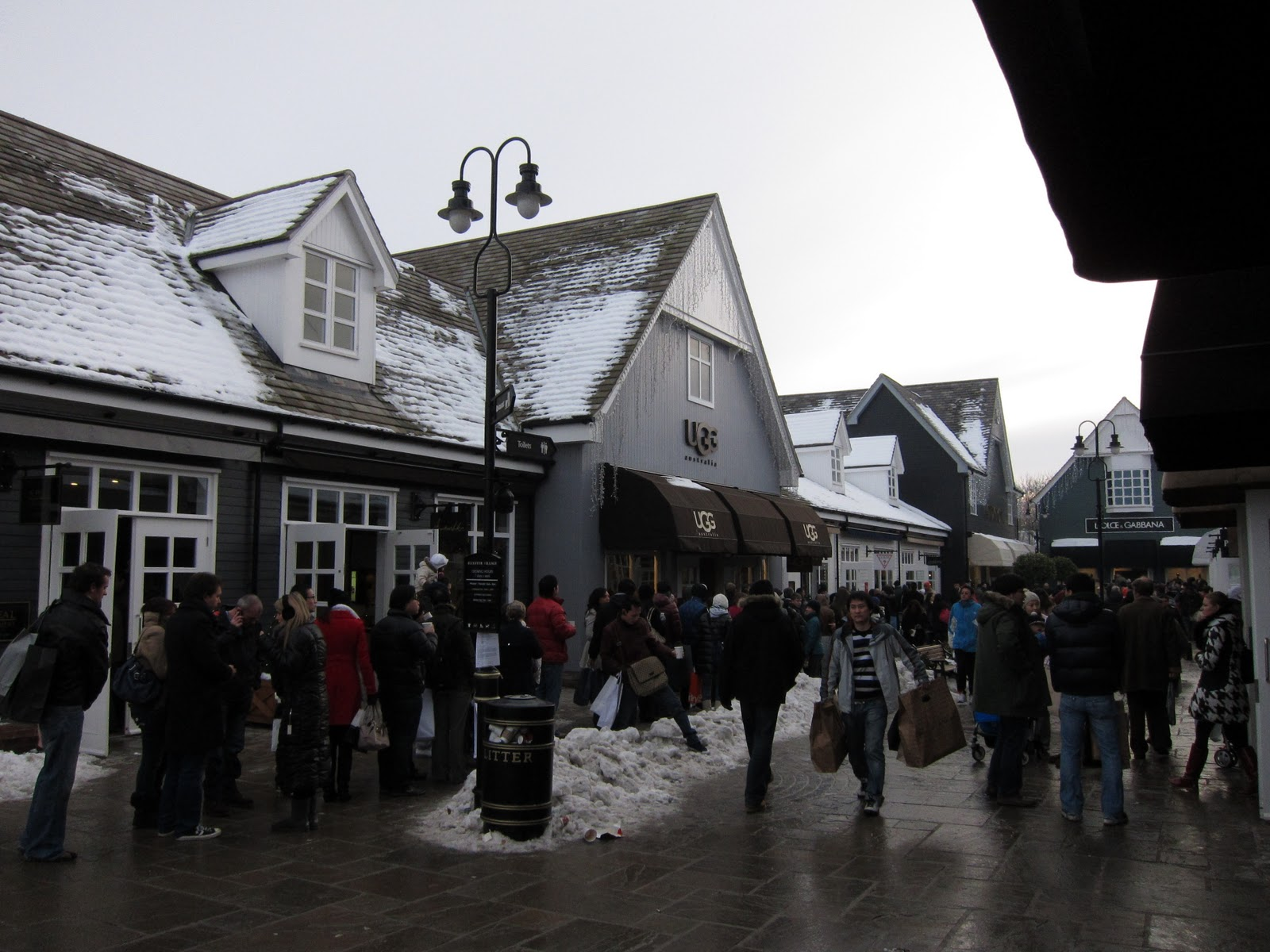 ugg store bicester village