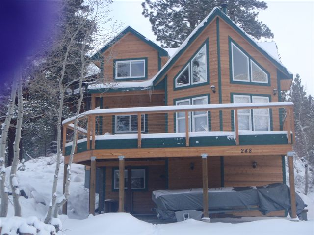 Sierra nevada adventures cabin available for rent in for Cabin rentals in nevada
