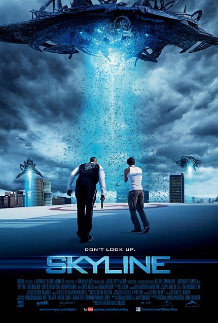 Skyline DVDRip XviD-ARROW