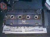 Head  Honda SM4 F20A DOCH