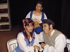 "Teatro: ""Don Quijote de la Mancha"""