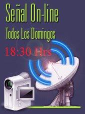 Predicaciones en vivo desde Paraguay a las 18.30 hrs