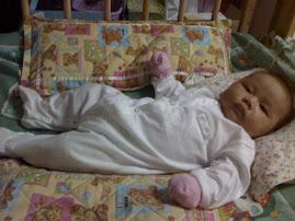 izz Damia (2 months)