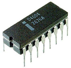 Intel Microprocessor 4004