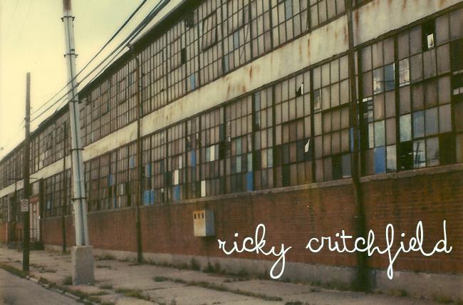 Ricky Critchfield