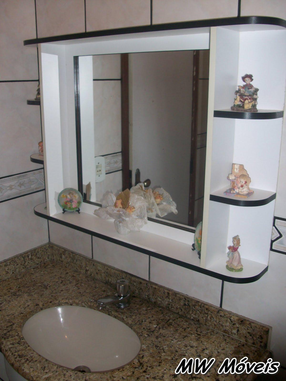 Pin Banheiros Planejados 4 Pelautscom on Pinterest -> Banheiros Planejados New