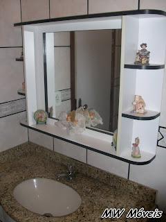 Armarios banheiro planejados