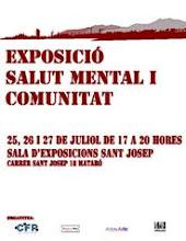 EXPOSICIÓ: SALUT MENTAL I COMUNITAT