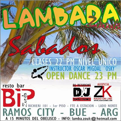 Lambada Sabados: Ramos City