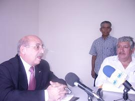EN DECLARACIONES PARA DOS EMISORAS DE RADIO
