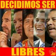 ELLOS DECIDIERON SER LIBRES...
