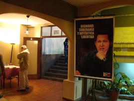 ENTRADA DEL AUDITORIO DEL HOTEL RIVIERA