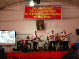 CELEBRANDO EL 197 ANIVERSARIO DE LA INDEP. DE VENEZUELA