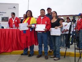 INAGURACIÓN DE PETRO CASAS EN CHINCHA